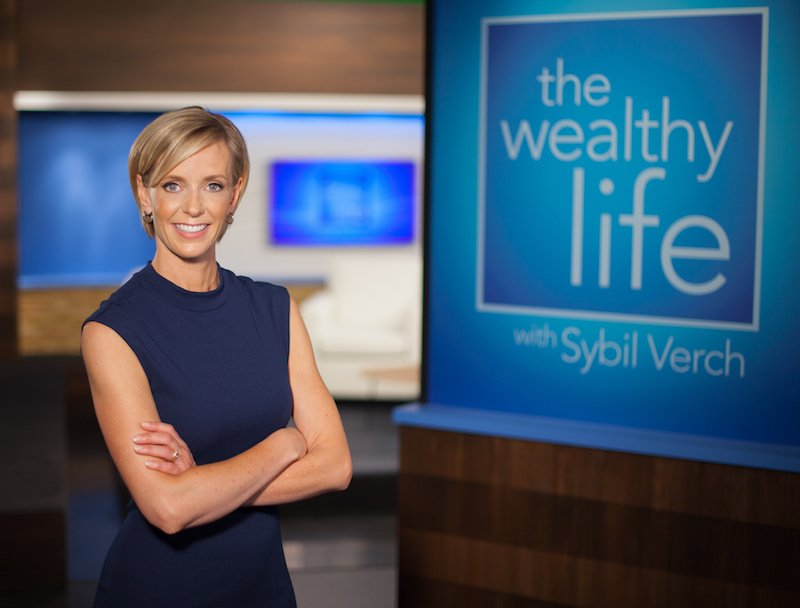 The Wealthy Life with Sybil Verch